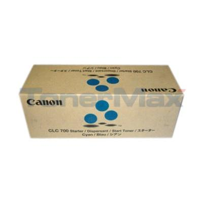 CANON CLC 700 800 STARTER CYAN(BROWN BOX)